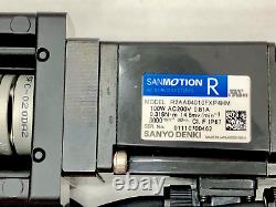 THK SKR33-10AFME+300L1FE with San Motion Motor R2AA04010FXP4HM Brand New in box