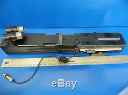 THK SKR33 Linear Actuator 230mm with Allen Bradley MPL-B1530U-VJ44AA Servo-Motor