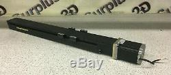 THK SKR Linear Guide AR05H00560 370mm Displacement with HT24-108(07-10) Step Motor
