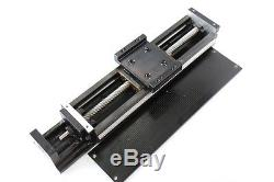 THK Used KR46 Linear Actuator, Total Length 440mm, No motor
