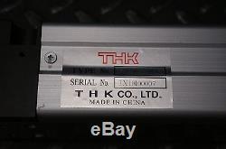 THK VLA ST60-12-0400 400mm Ball Screw Linear Actuator & Beckhoff Motor
