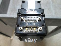 THK VLA-ST-60-06-0500 Rodless Linear Actuator withAnimatics SM2315D Servo Motor