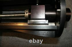 THK Z-axis Ball Screw & Linear Bearing Assembly withMotor Mount & Pulley 6 Travel