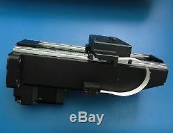 THK z axis Linear actuator RSR12 VEXTA stepper motor NEMA23 4Block 2Rail CNC