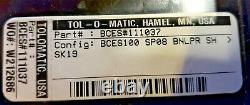 TOOL -O -MATIC P/N BCES111037 Linear Actuator With CMC Servo Motor