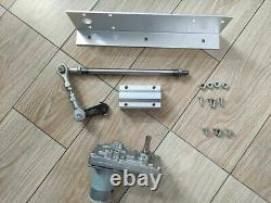 Telescopic Linear Actuator DC 12V/24V 45/95/120rpm Metal Gear Reduction Motor 1p