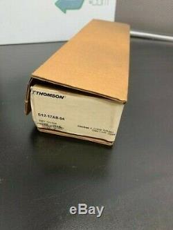 Thompson Electrak Linear Actuator S12-17A8-04 4 Stroke Linear Motor Warner