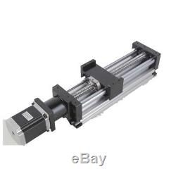 Threaded rod linear guide rail with motor and ball screw Linear Actuator for CNC