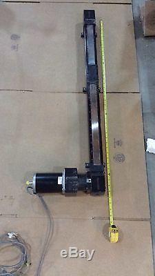 Tolomatic Axidyne B3B Linear Actuator 26 Trav Compumotor S83-135-MO Step Motor
