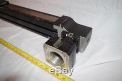 Tool-o-matic Linear Belt Stage 32 Stroke Nema34 Motor Mount Used