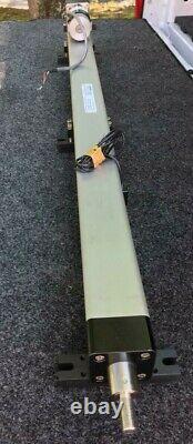Torque Systems MS400 Linear Actuator 28 & CMC MH2115 Servo Motor NOS 38 OAL