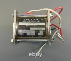 Twin River Tech 212-04-45 Linear Motor Actuator, 2200W, 440/480VAC