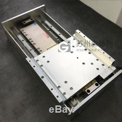 USED Akribis DGL Double Guide Linear Motor Stage DGL200-AUM4-S/ASD240-0418S1J1