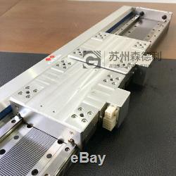 USED YOKOGAWA Double Guide Linear Motor& Drive LM21020L0G / LM21001045