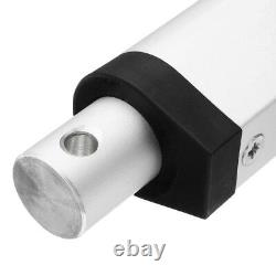 US 12V DC Linear Actuator 1500N Electric Motor Lift 50mm 2 For Medical Auto Car