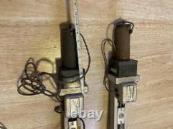Unislide velmex Linear Positioner MB2518K1J-S3 Electro craft E552 Servo Motor