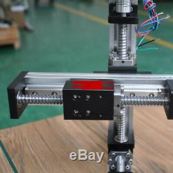 XYZ Stage Motorized Linear Stage Actuator Slide Motion Table CNC Robotic Arm kit