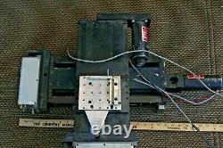 XY Servo Motorized Lead Screw Linear Positioning System for CNC Mill Laser