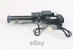 Yaskawa SGMJV-01ADE6S AC Servo Motor With THK KR30 Linear Actuator