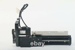 Yaskawa SGMJV-01ADE6S AC Servo Motor With THK KR30 Linear Actuator 12 Inch