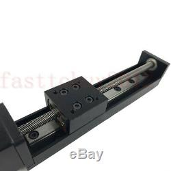 Z Axis Slide Linear Motion 50-200mm Travel with Nema11 Stepper Motor CNC Mills