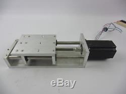 Z Axis Slider 5 inch with Stepper Motor