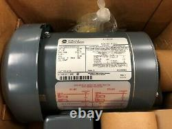 Zero Max Motor 1/4 115/60/1